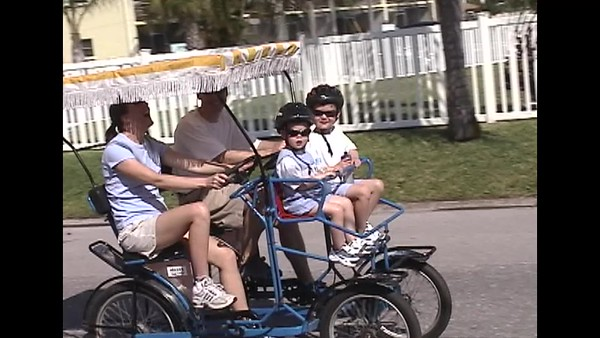 Bike for Four