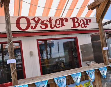 The Oyster Bar at Tims