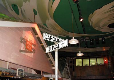 Caroline and Duval - Margaritaville style