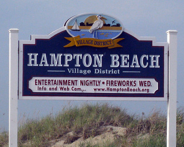 Hampton Beach, NH - it will always be near and dear to my heart