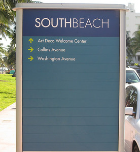 Art Deco Center - South Beach Miami