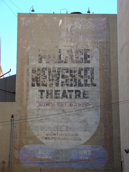 Palace Newsreel Theatre