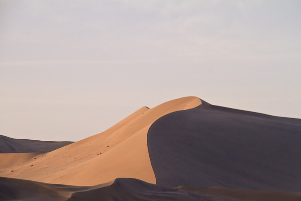 Dawn at the Singing Mountains, Dunhuang