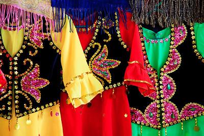 Local bazaar near Turpan
