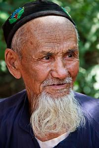 102 year old man, Tuyaq valley.