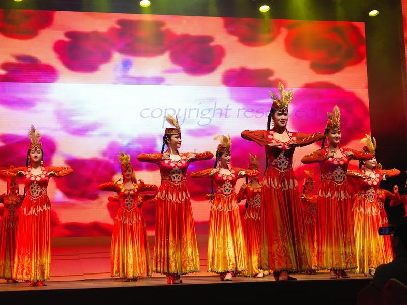 China Urumqi Heavenly Lake n Cultural Show