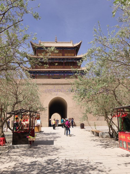 Jiayuguan Fortress Wei  Tomb n Mingsha Dunes Dunhuang  Show