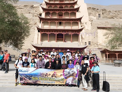 Silk Road Xinjiang wuth Maitri Group
