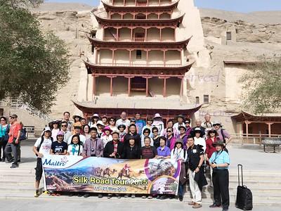 Silk Road Xinjiang wuth Maitri Group