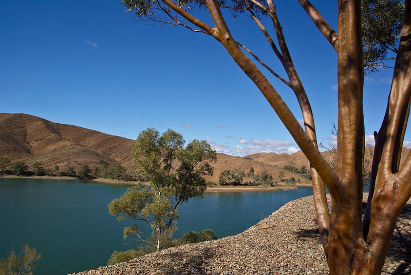 Aroona Dam, Leigh Creek