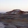 Painted Desert. Dusk.