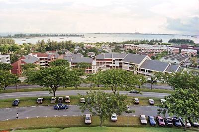 Eusoff Hall at National University of Singapore