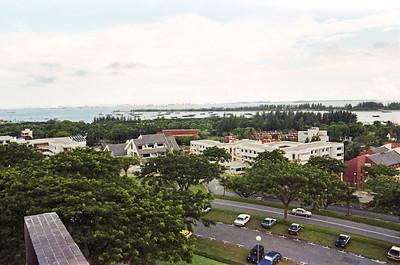 Temasek Hall at National University of Singapore