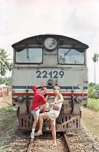 Train trip to KL