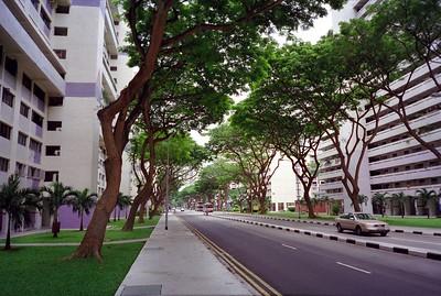 Wonen in Singapore