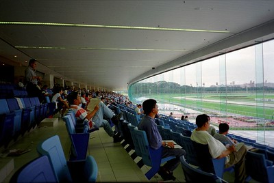 Zondagmiddag, Singapore Turf Club