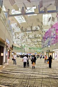 Changi Airport Singapore - 31 May 2008