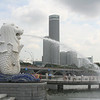 The Merlion.  Seriously.