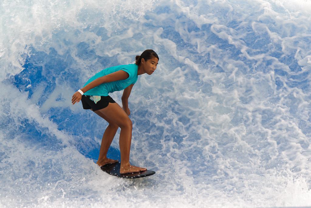 Sentosa wave