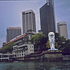 Merlin, the Symbol of Singapore in 1991.