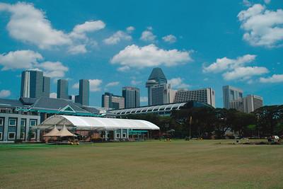 CBD, Singapore Feb'2005.
