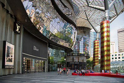 Ion in Orchard