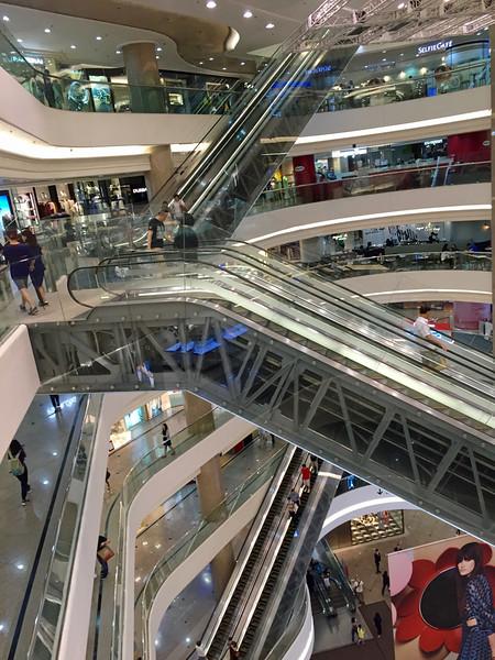Hong Kong Times Sq Mall