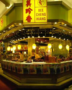 Chinatown. Singapore. June' 2004.