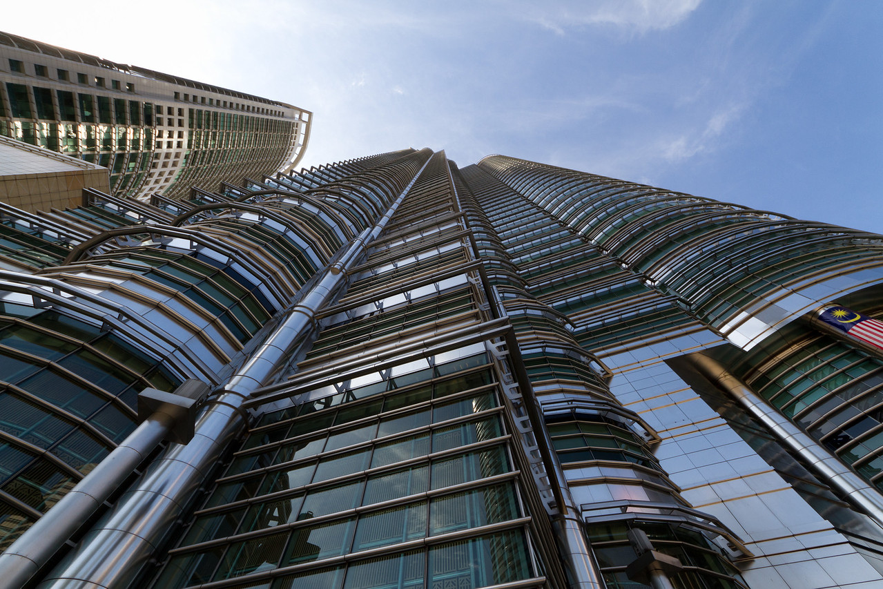 Kuala Lumpur Twin Towers, Malaysia