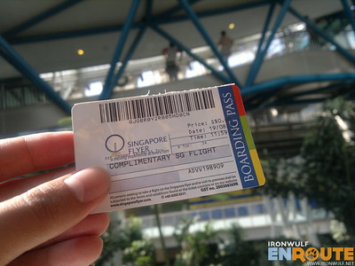 Singapore Flyer Start Cruises, Superstar Virgo