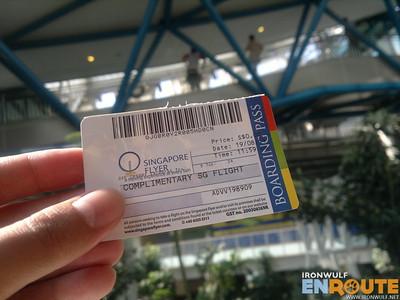 Singapore Flyer Start Cruises, Superstar Virgo