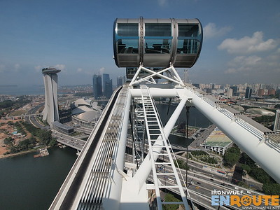 Fly and Sail Adventour Singapore Flyer