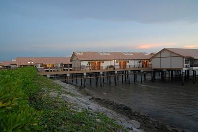 The Legend Water Chalets, Port Dickson, Negeri Sembilan.Malaysia.   http://www.legendwaterchalets.com.my/