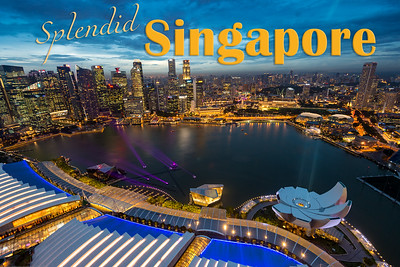 Splendid Singapore Singapore (Chinese: 新加坡; pinyin: Xīnjiāpō; Malay: Singapura; Tamil: சிங்கப்பூர், Cingkappūr), (Republic of Singapore), is an island city-state located at the southern tip of the Malay Peninsula, lying 137 kilometres (85 mi) north of the equator, south of the Malaysian state of Johor and north of Indonesia's Riau Islands. At 710.2 km2 (274.2 sq mi), Singapore, a microstate and the smallest nation in Southeast Asia, is by orders of magnitude larger than Monaco, San Marino, Andorra and Vatican City, the only other surviving sovereign city-states. The population of Singapore is approximately 4.86 million. Since independence, Singapore's standard of living has risen dramatically. Foreign direct investment and a state-led drive to industrialization have created a modern economy focused on industry, education and urban planning.