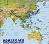 Korean Air Route Map copy
