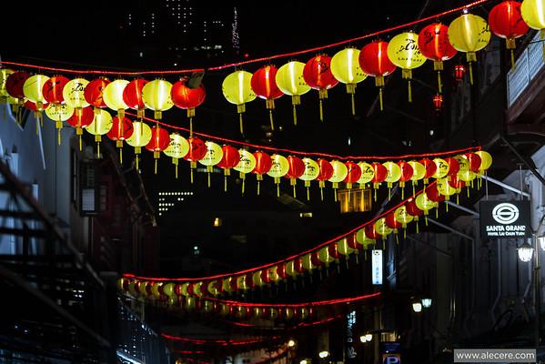 Lights for the dark alleys