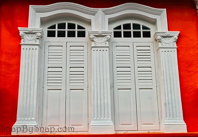Double Window Shutters