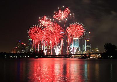 Fireworks Festival 2006