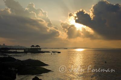 Early morning in Pulau Ubin