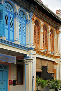 Colonial architecture in Bugis