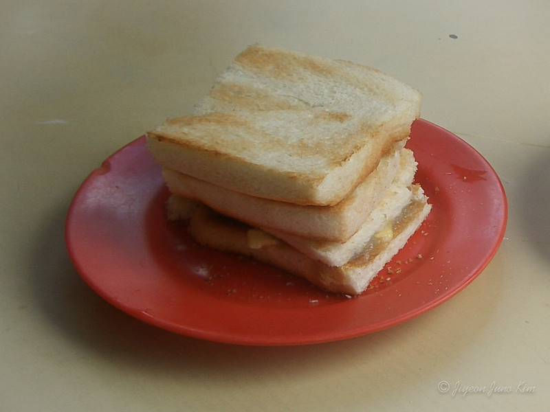 Kaya toast Your Guide to Malaysian Food