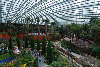The Flower Dome