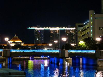 Singapore - July 2010 Singapore River