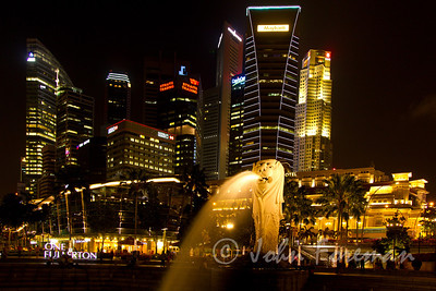 City Merlion