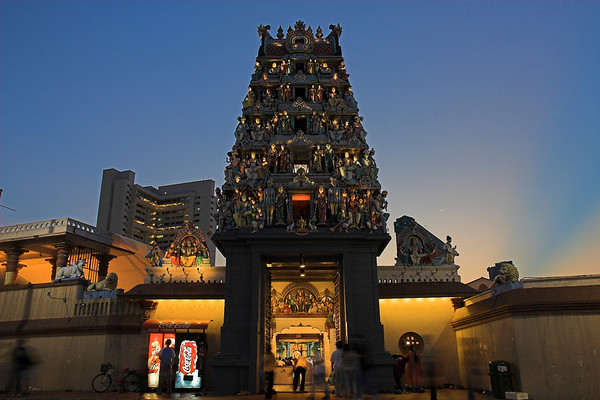 Sri Mariaman Temple