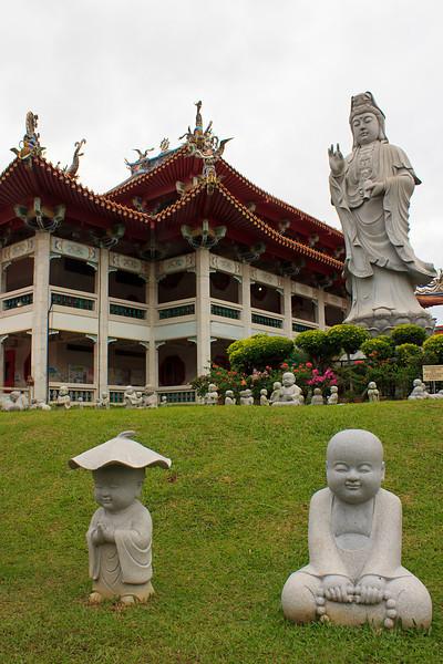 Building in Kong Meng San Phor Kark See Monastery