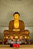 Buddha in Kong Meng San Phor Kark See Monastery