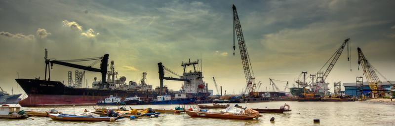 West Coast Docks