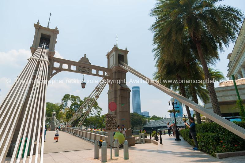 Singapore, city, buildings.
