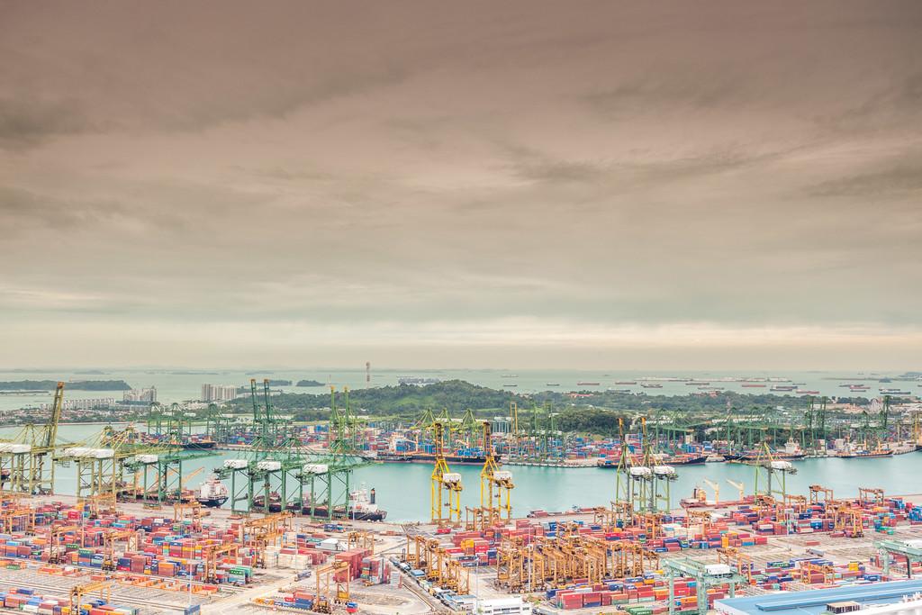 Keppel Dock